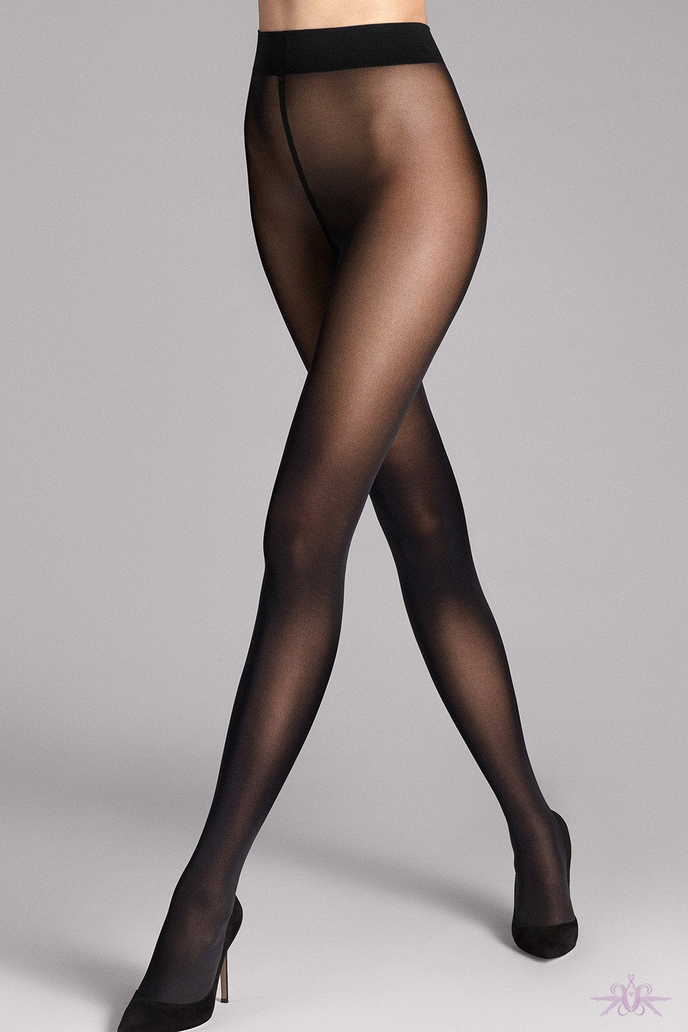 Wolford Pure 50 Tights - The Hosiery Box
