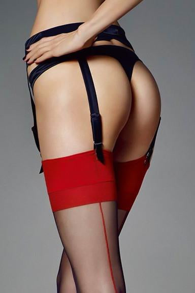 Veneziana Leticia Seamed Stockings - Mayfair Stockings