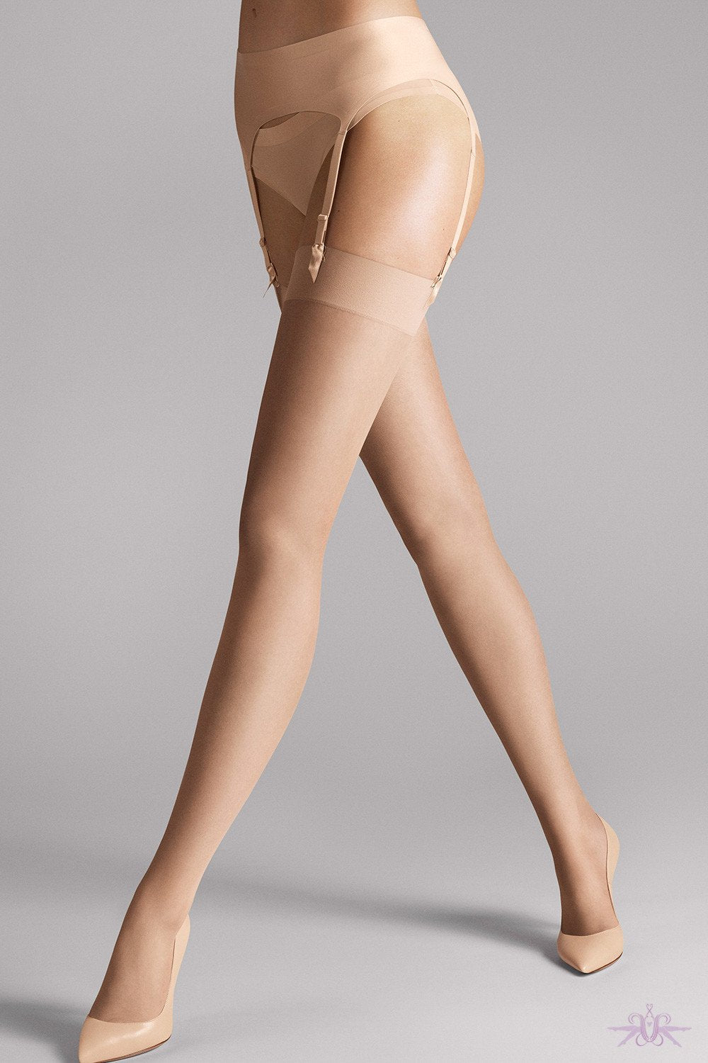 Wolford Individual 10 Stockings - Mayfair Stockings