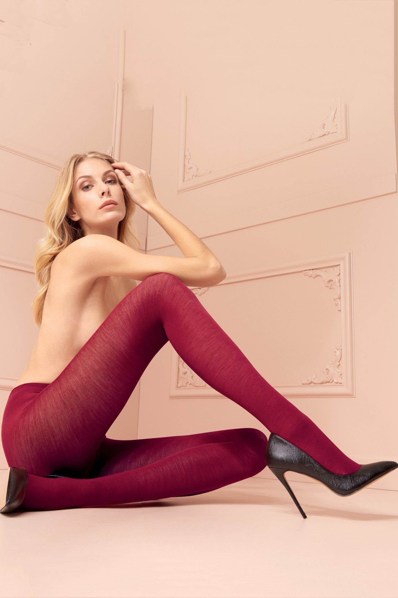 Trasparenze Jennifer Merino Wool Tight - The Hosiery Box