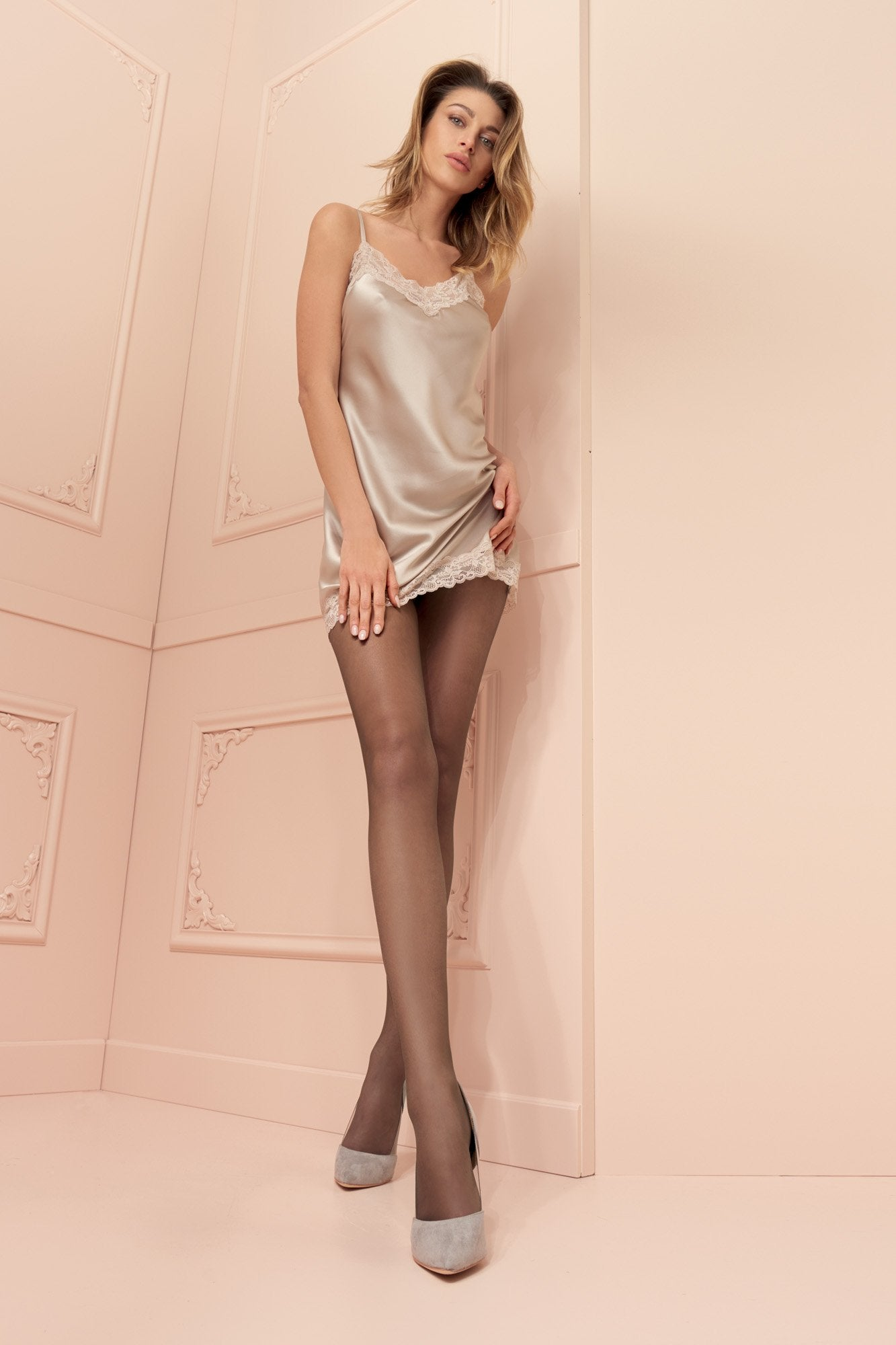 Trasparenze Katia Tights - The Hosiery Box