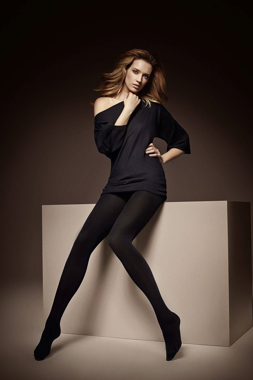 Veneziana Satin 60 Tights