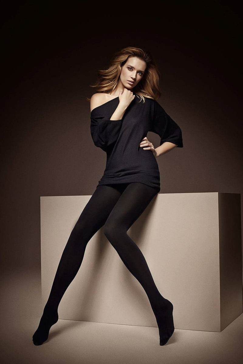 Veneziana Satin 60 Tights - The Hosiery Box
