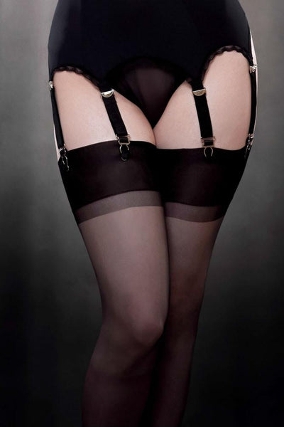 Cervin Capri 15 Stockings - The Hosiery Box