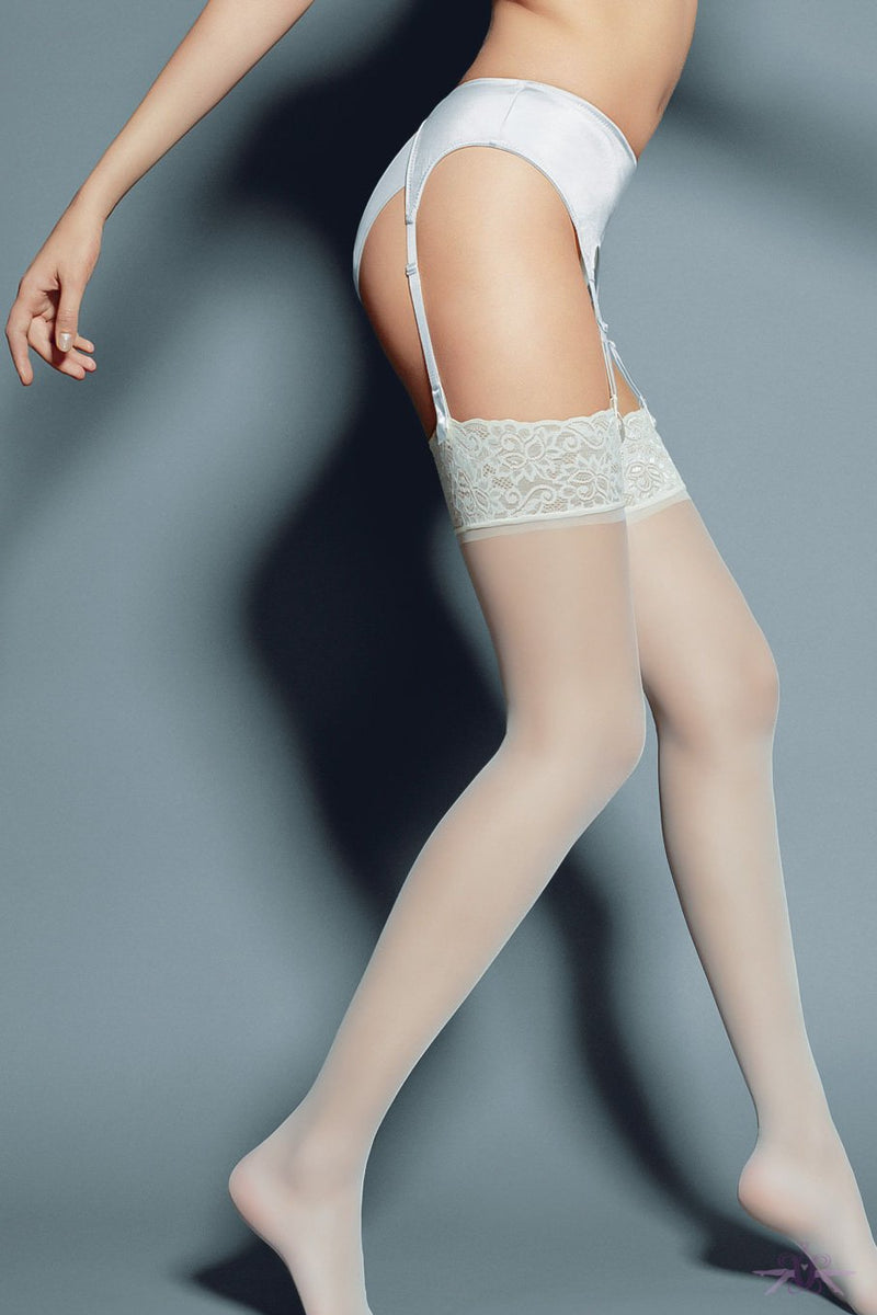 Veneziana Mary Stockings - The Hosiery Box