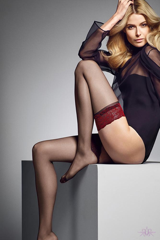 Veneziana Alessandra Hold Ups - The Hosiery Box