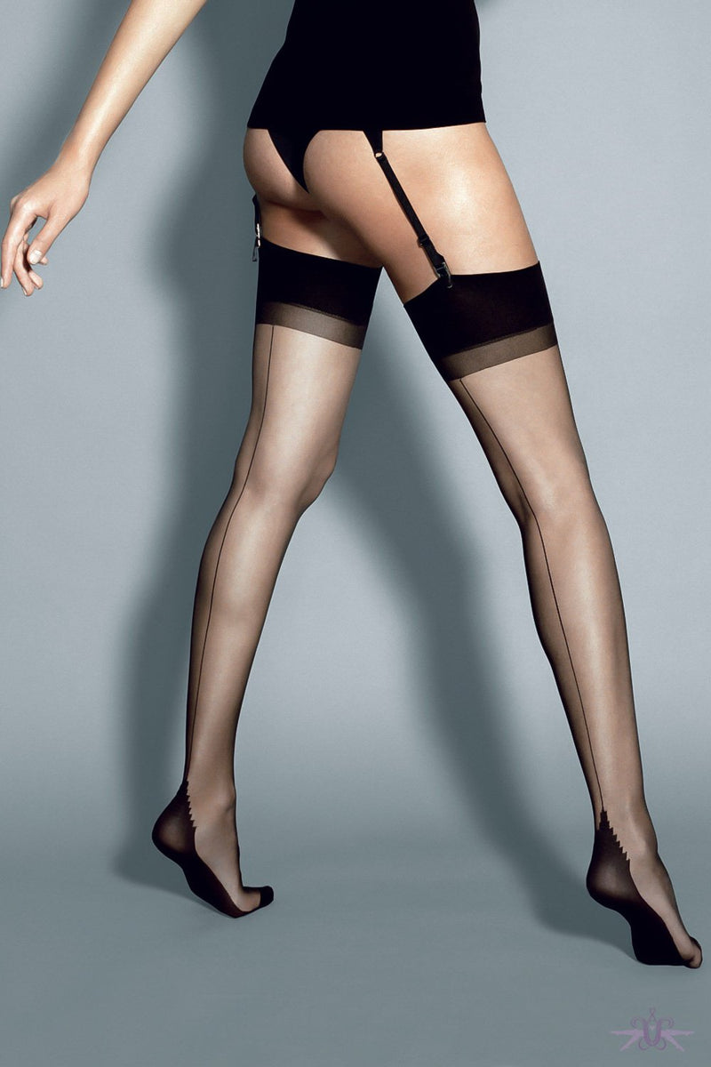 Veneziana Roberta Stockings - The Hosiery Box