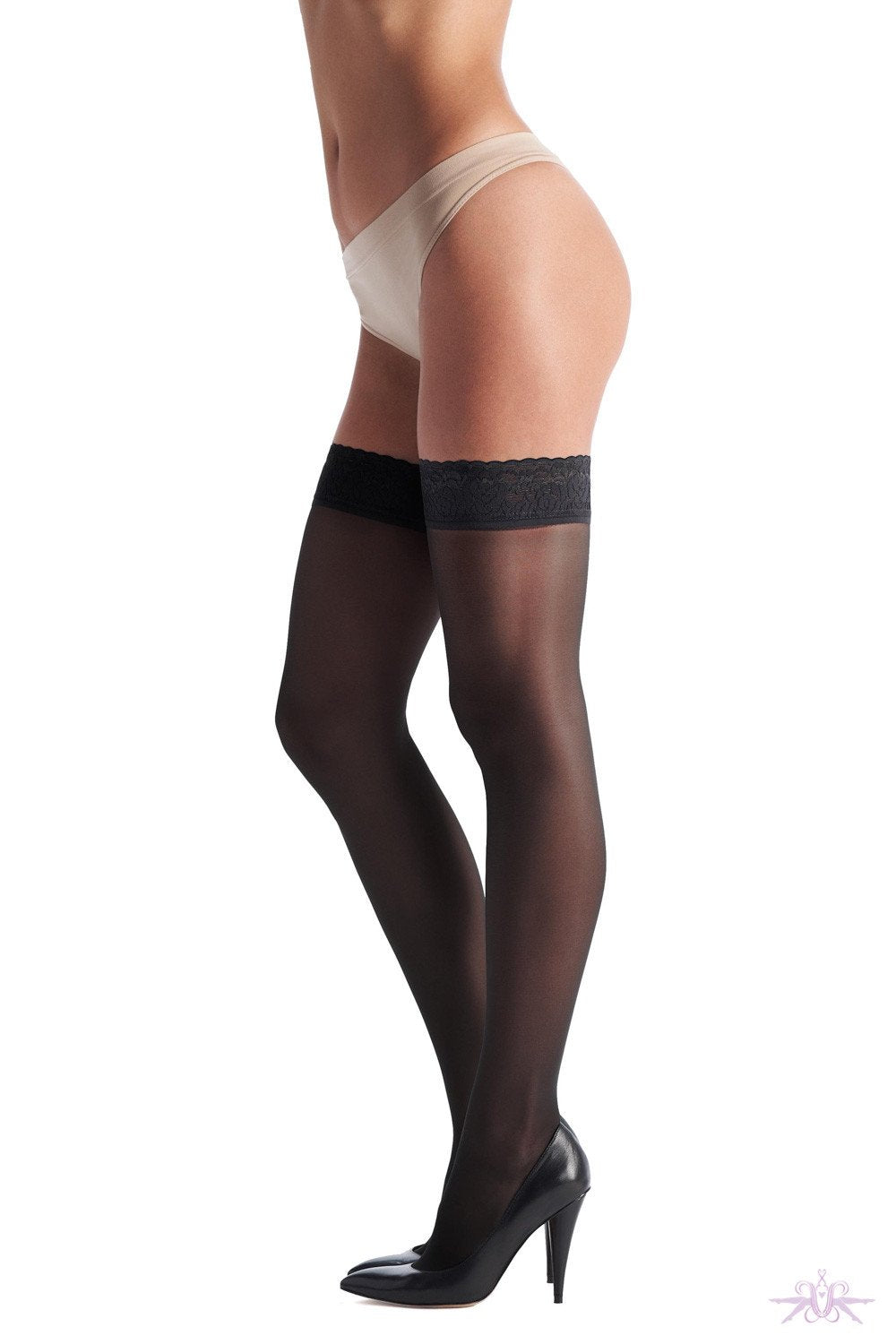 Oroblu Chic Up 30 Hold Ups - The Hosiery Box