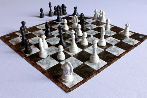 Types of Chess Boards