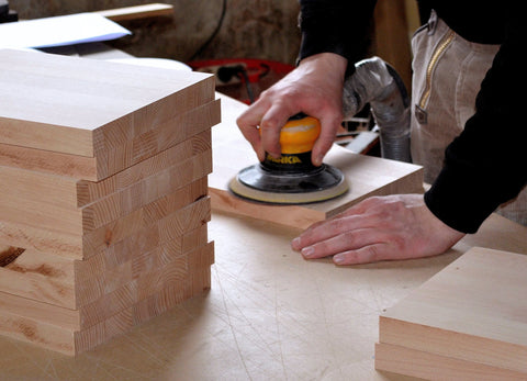 making a wood puzzle frame