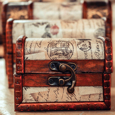 wooden jewlery boxes online