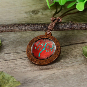 Tree of Life Necklace  -  WoodenEarth