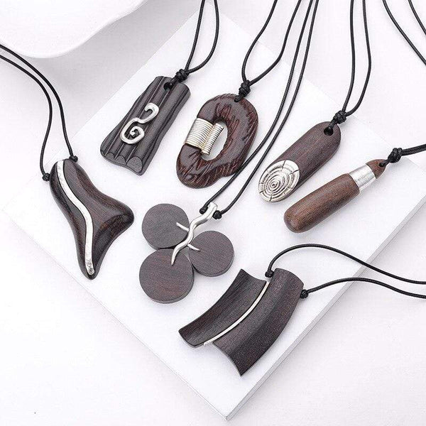 Yoga Inspired Necklaces - 19 Styles