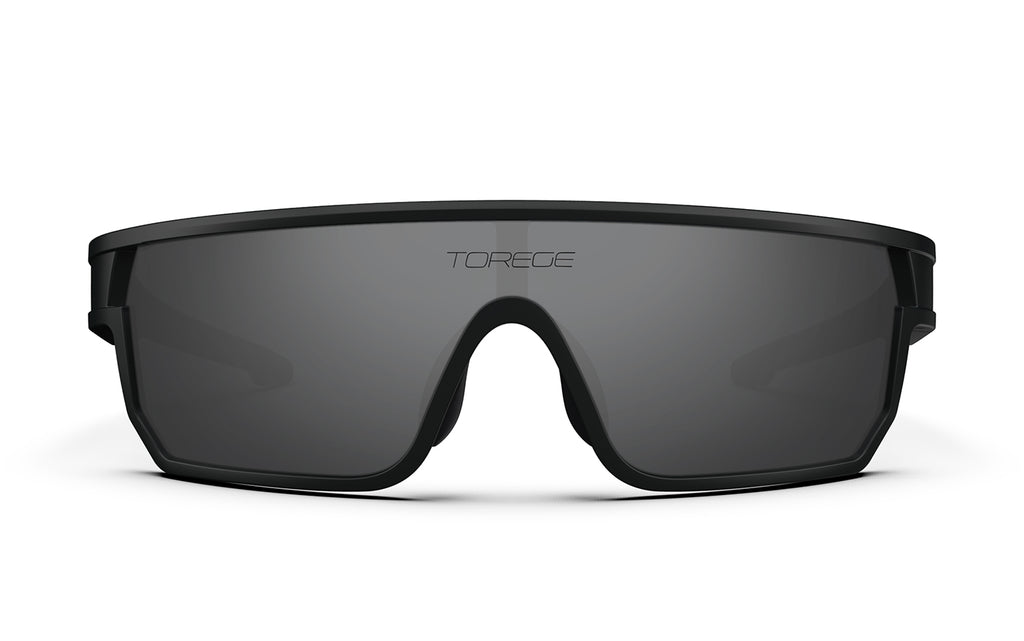 Matte Black&Black Polarized