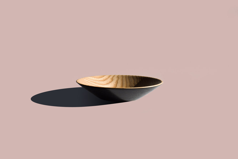 Medium Bowl  - Solid Oak