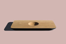 Load image into Gallery viewer, Timber cheeseboard Australian made