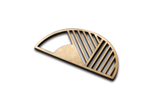 Bronze Bottle Opener - Delano