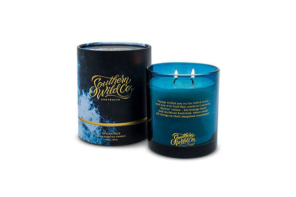 Ocean Isle Candle by Southern Wild Co