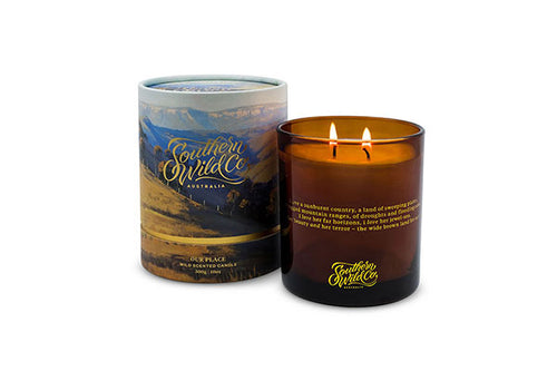 Our Place Candle by Southern Wild Co