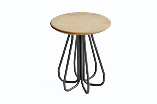 Sine Side Table - Oak