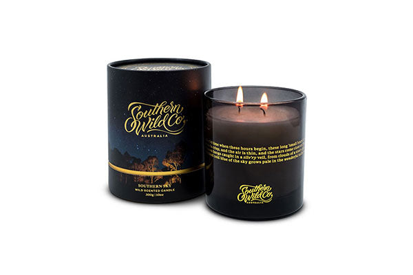 Southern Sky Home Candle by Southern Wild Co
