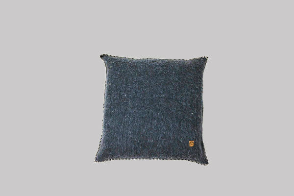 Wool cushion recycled