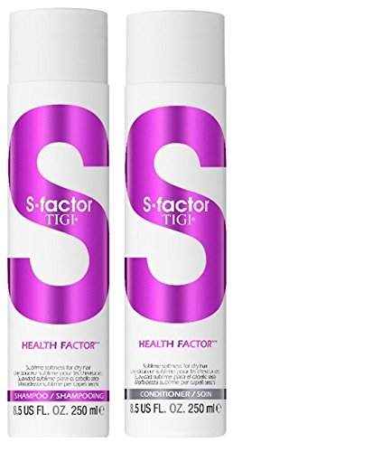 TIGI S Factor Health Factor Shampoo & Conditioner DUO 8.5 Oz.