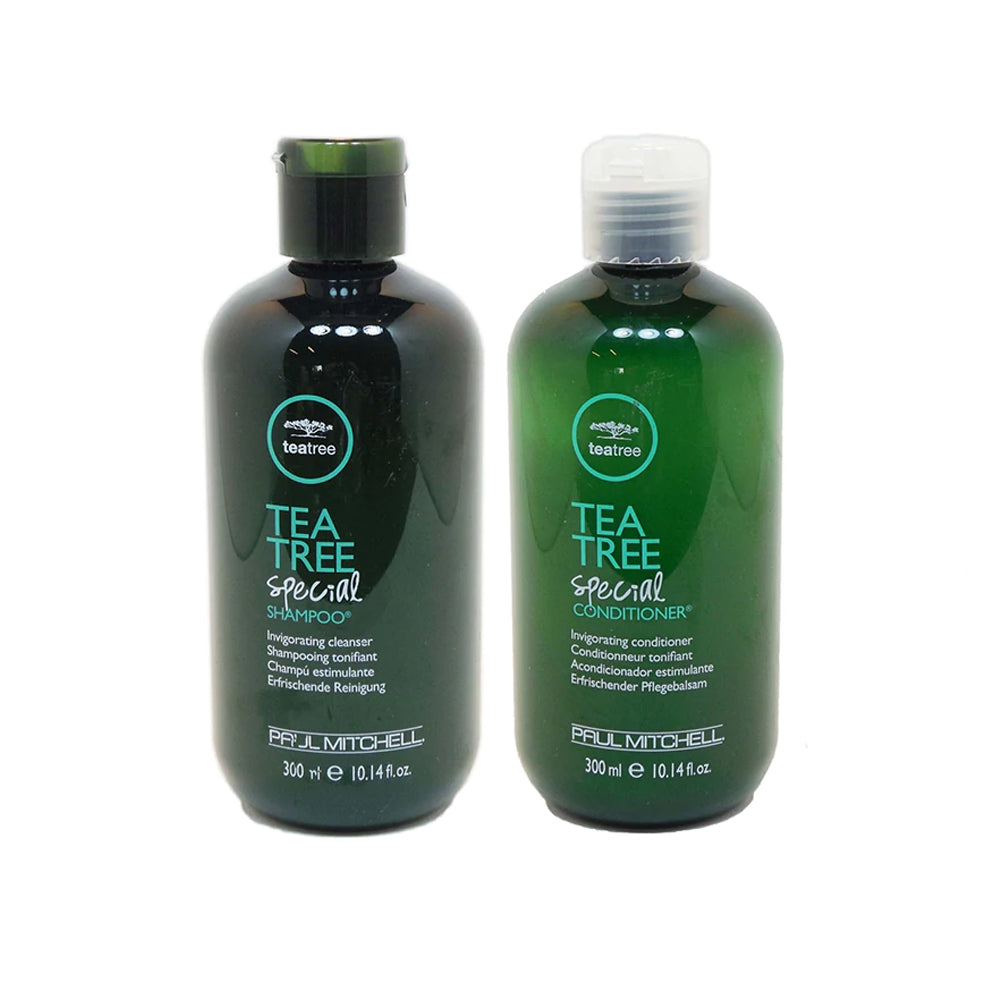 Tea Tree Shampoo & Conditioner 10.14oz Set