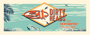 Dirtyheads and 311 Summer Tour 2019