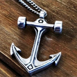 THE SKANCHOR PENDANT