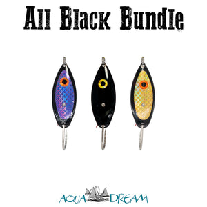 Aqua Dream All Black Bundle