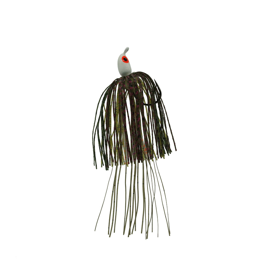 BT Skimmer Jig w/ Blue Gill Skirt