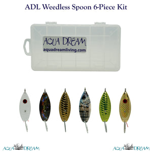 Special Edition Tournament Series Weedless Spoon Kit