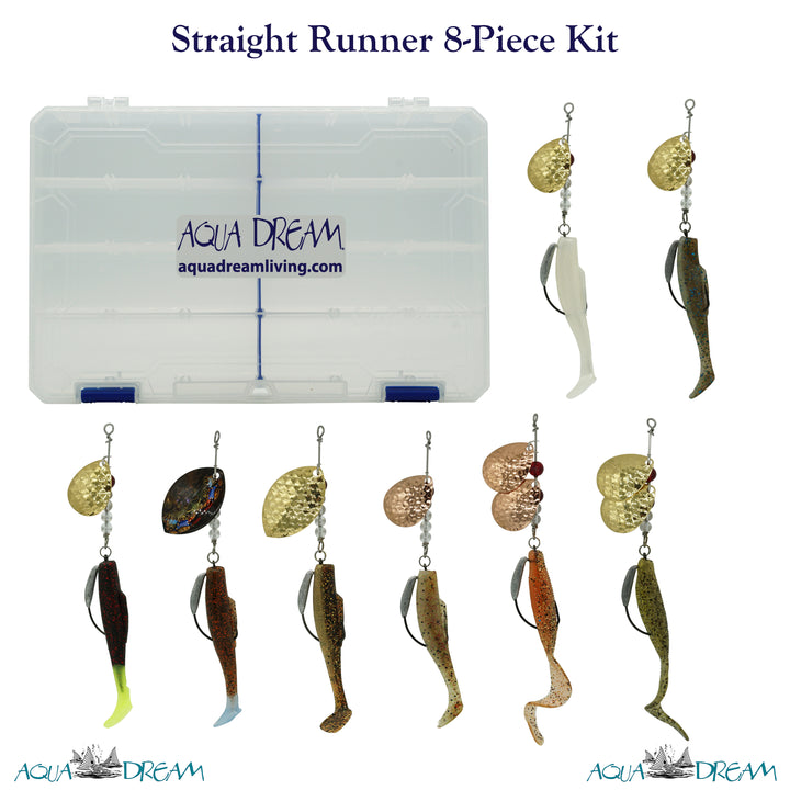 Straight Runner 8pc Kit