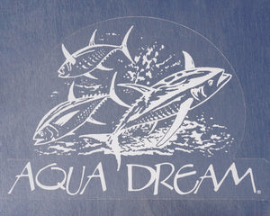 Aqua Dream Tuna 5x7