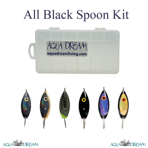 All Black Spoon Kit