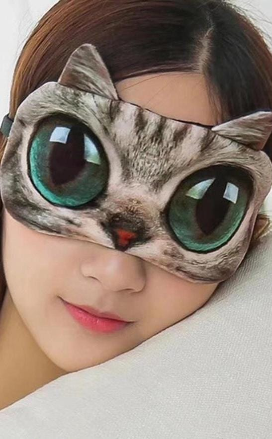 Cat Eye Shade Mask