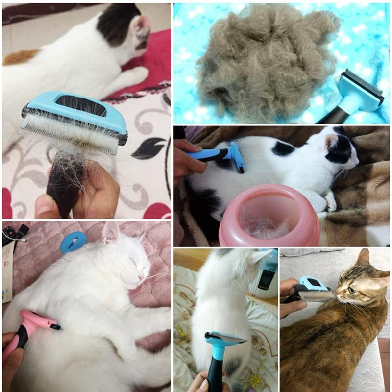 Cat Hair Removal Comb