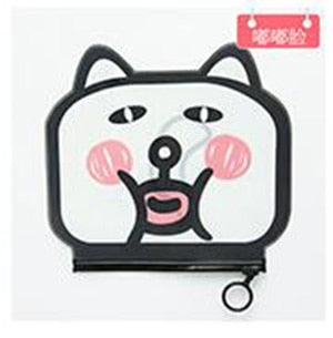 Cartoon Cat Purse