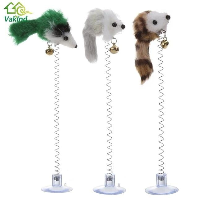 Cat Spring Toys