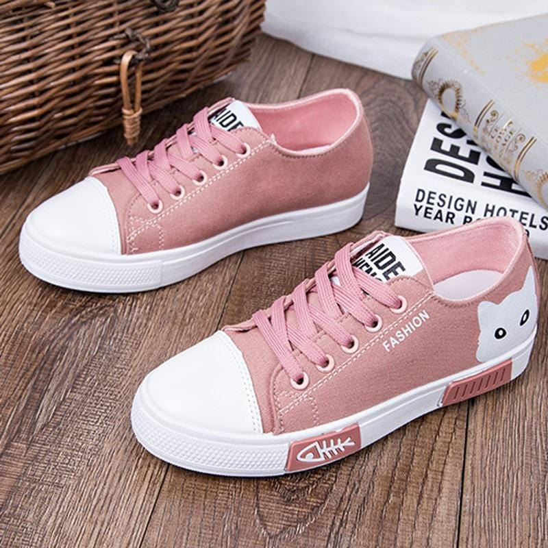 Women's Cat Sneakers