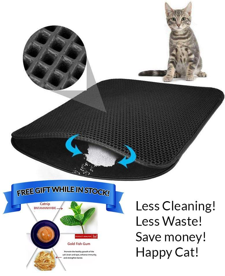 Magic Kitty Litter Trap