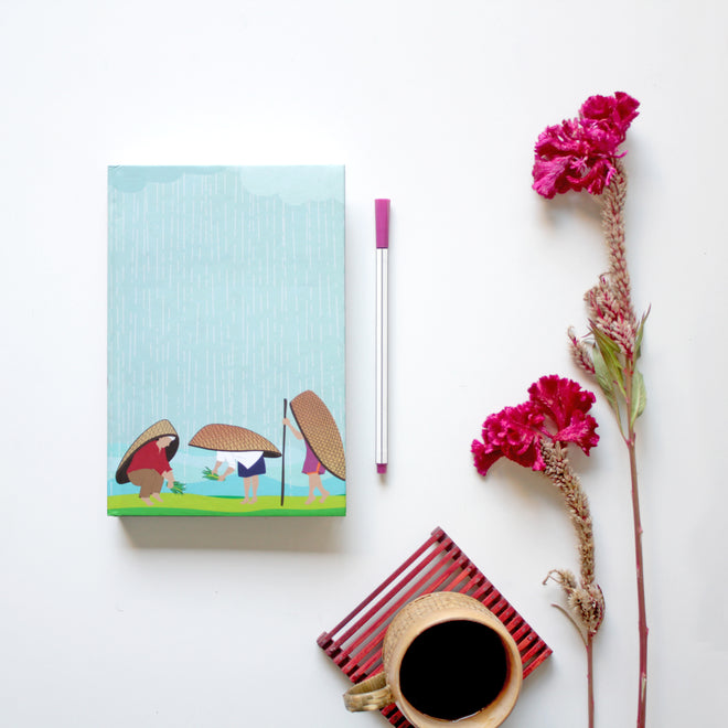 North-East Inspired Notebooks