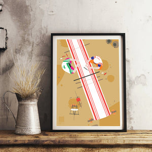 Weaving - Print Only - NEST by Arpit Agarwal