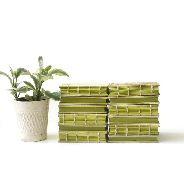 Tamul Notebook - Green