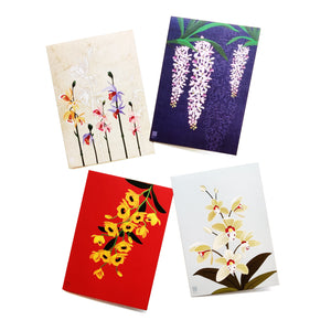 Orchids Collection - Set of 4 - NEST by Arpit Agarwal
