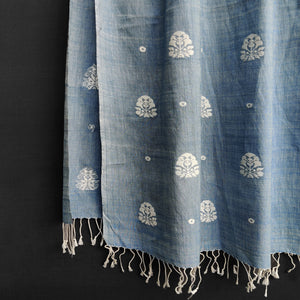 Cotton handwoven stole made in India