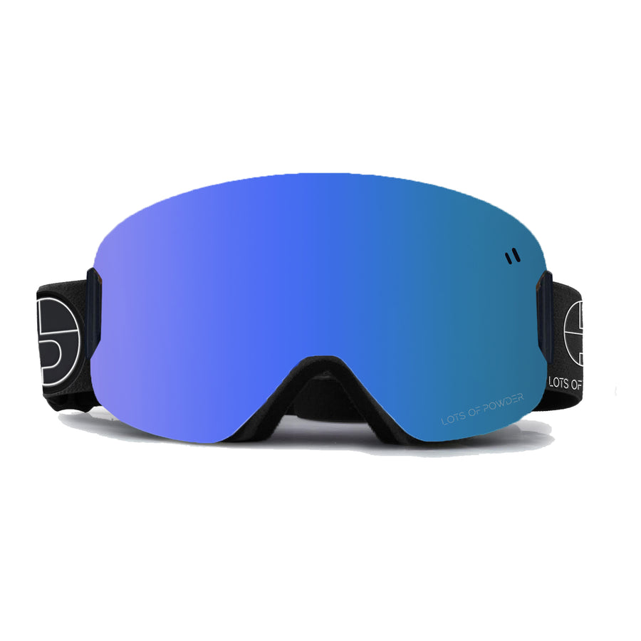 Pro Magnetic Mirrored Ski Goggles
