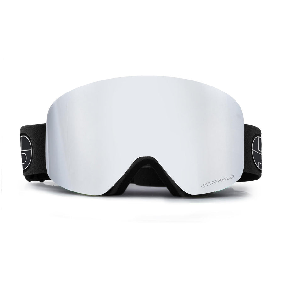 Magnetic Mirrored Ski Goggles