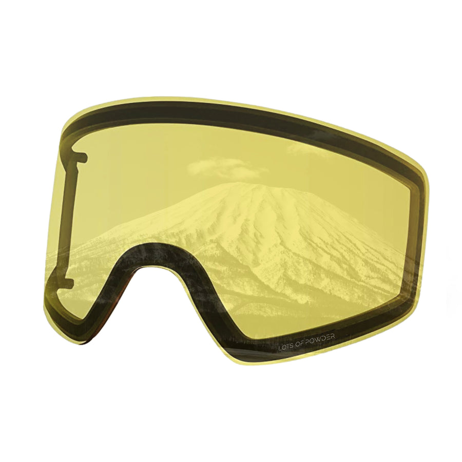 Magnetic Yellow Interchangeable Lens